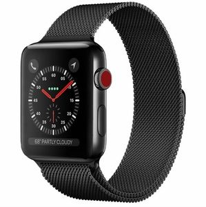 Apple Watch 4 3 2 1 Milanese Stainless Steel Strap